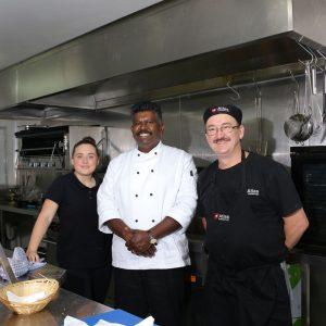 The Cormorant Cafe Staff